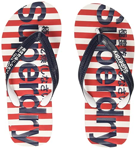 Superdry Eva Stripe Flip Flop, Tongs Femme  Amazon.fr  Chaussures et ... 03d75a9f7934