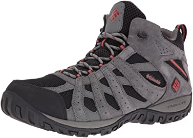 Trekking Waterproof it Mid Scarpe Da Redmond Columbia Amazon FqCfx