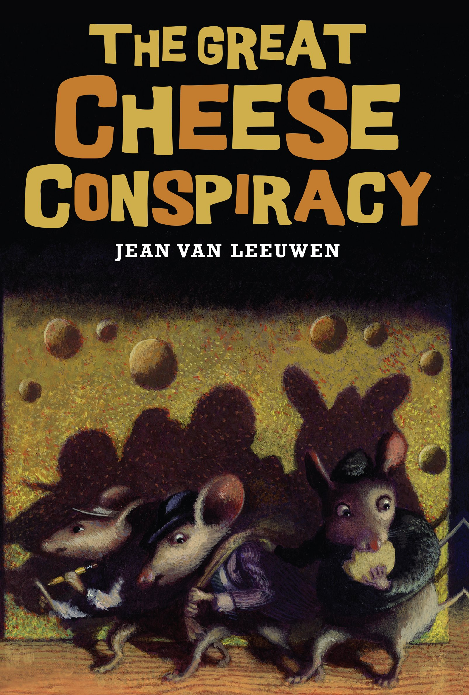 Download The Great Cheese Conspiracy ebook