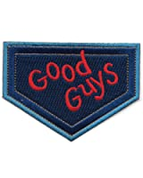 Good Guys Pocket Iron On Patch
