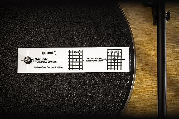 Giradiscos fonógrafo LP Phono láser lápiz capacitivo alineación ...