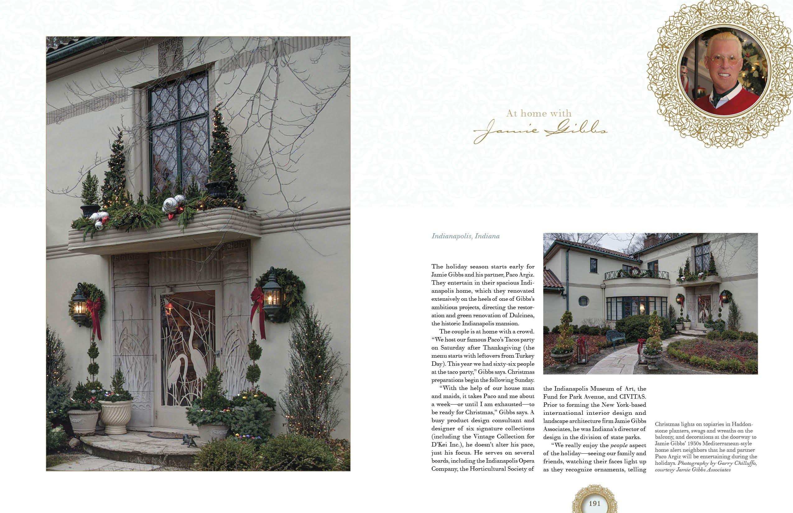 Christmas at Designers\' Homes Across America: Katharine McMillan ...