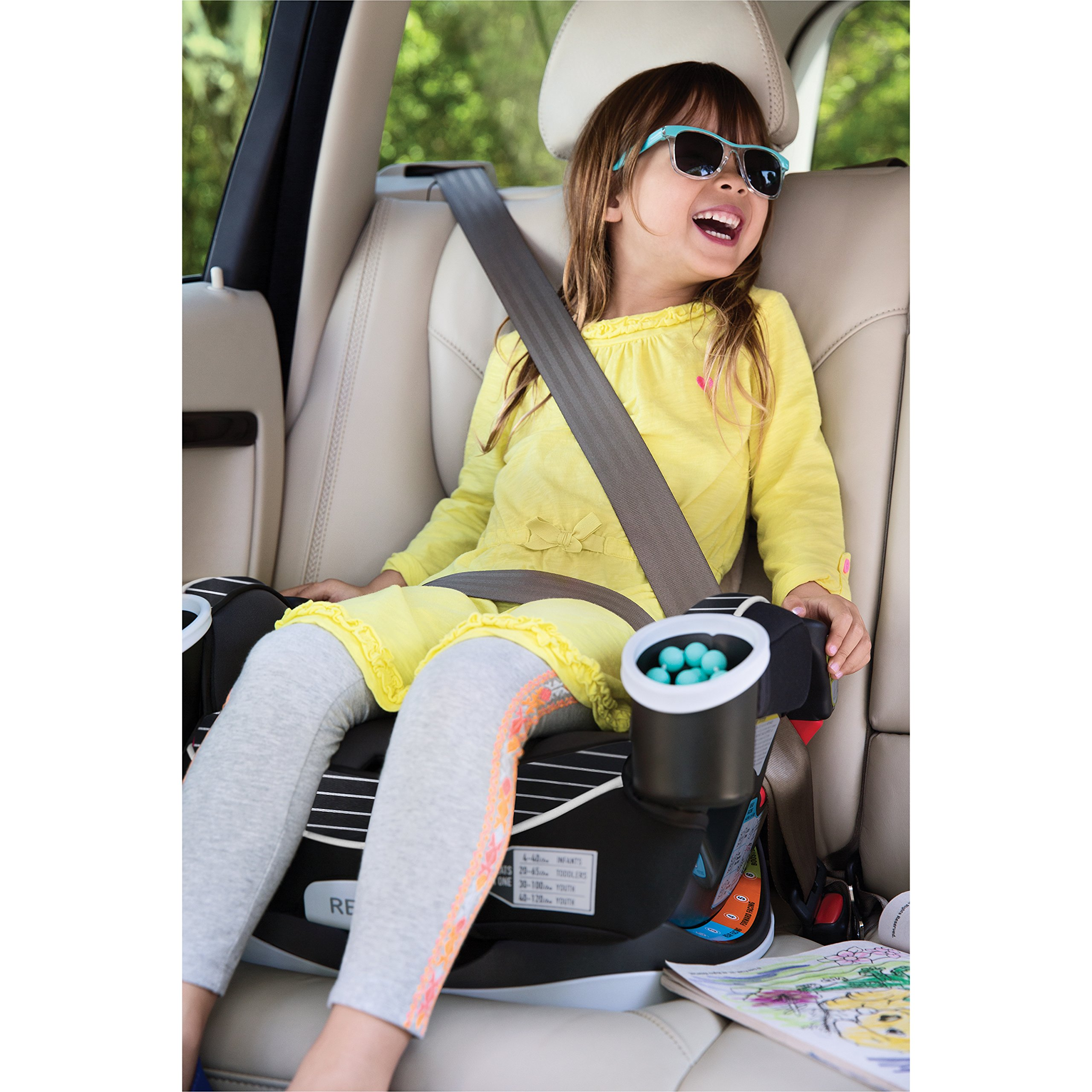Graco 4Ever 4-in-1 Convertible Car Seat, Studio by Graco (Image #8)