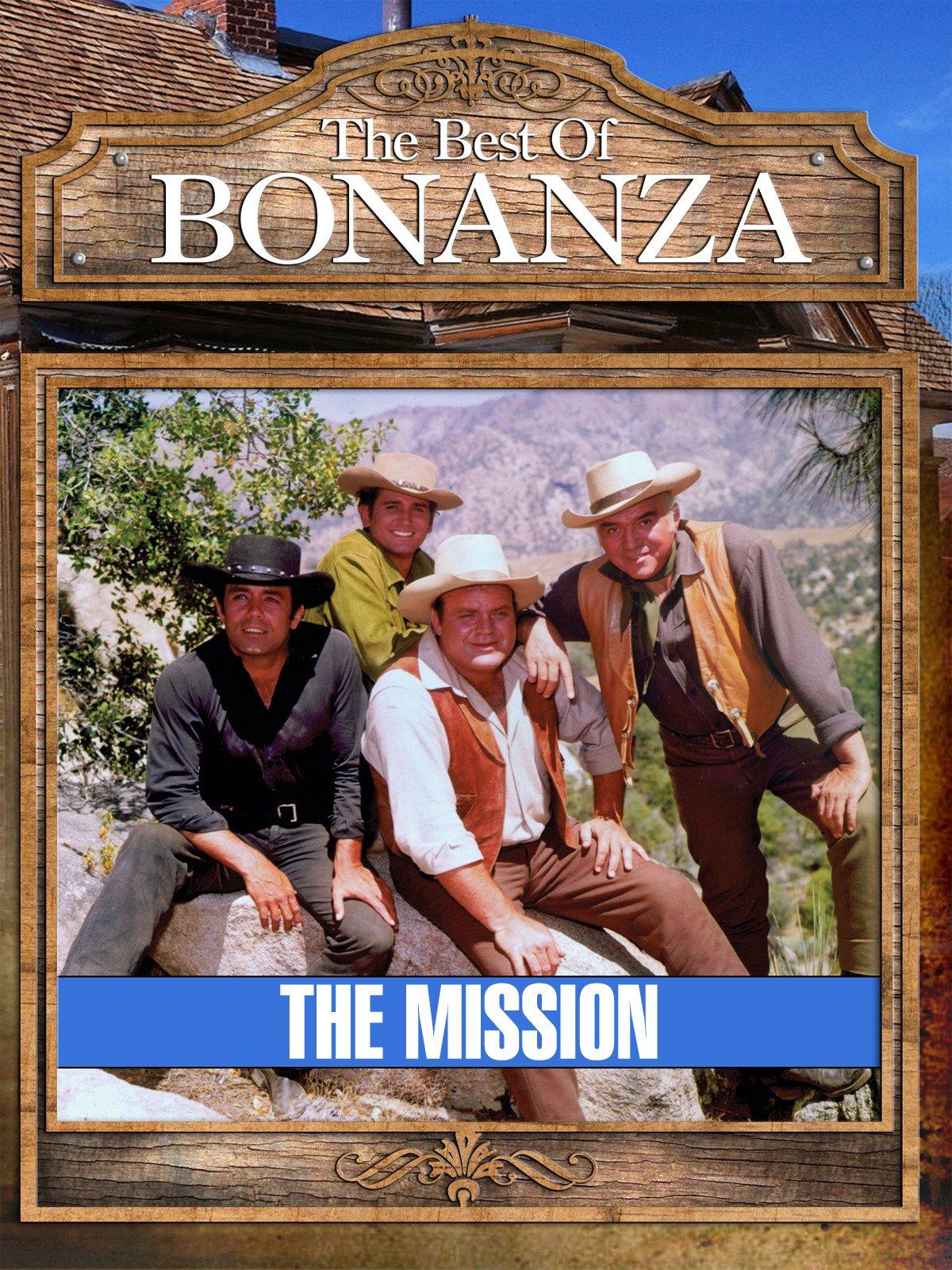 Bonanza - The Mission on Amazon Prime Video UK