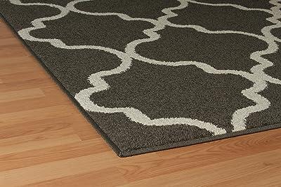 Amazon Com Rugs Moroccan Trellis Area Rug Carpet 5 X 7