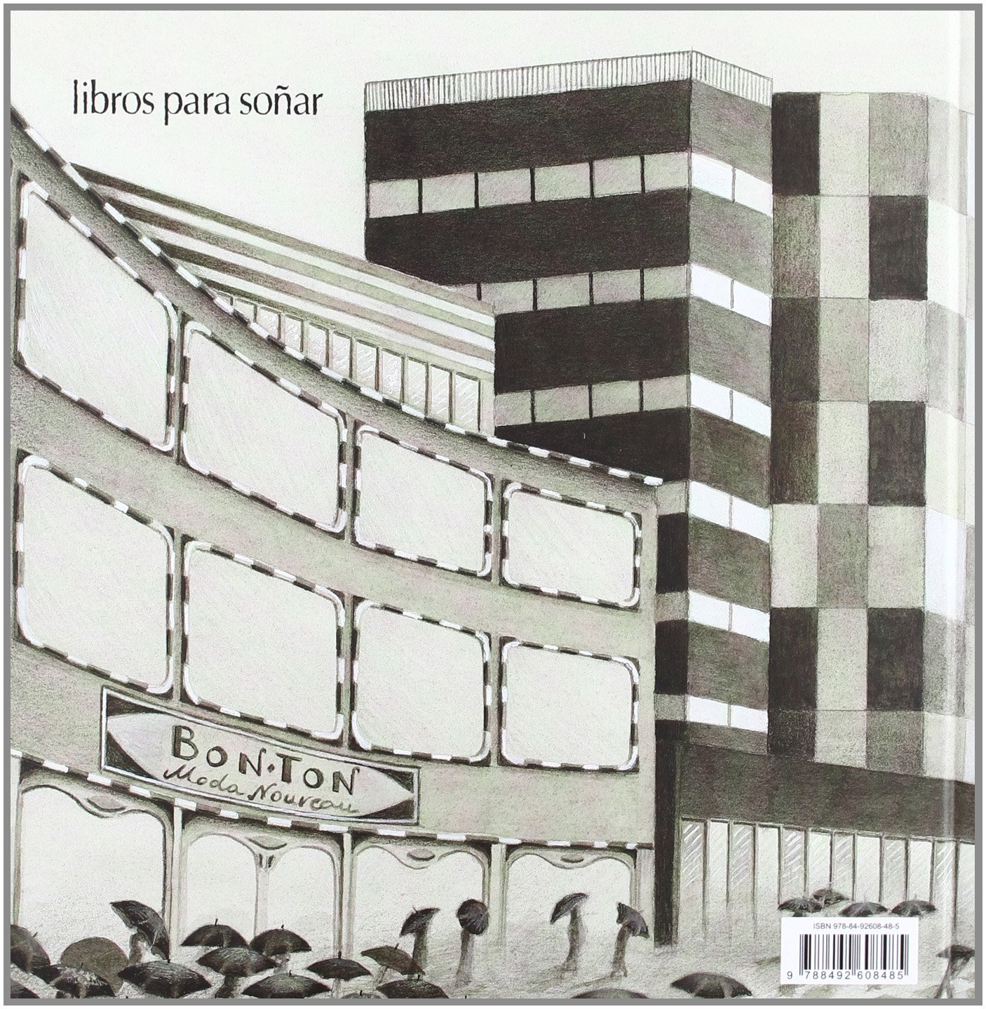 El paraguas amarillo / The yellow umbrella (Libros Para Sonar / Books to Dream) (Spanish Edition): Joel Franz Rosell, Giulia Campolmi: 9788492608485: ...