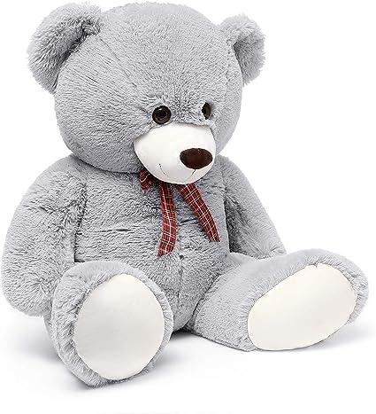 "59/"" Big Huge PLUSH ANIMAL TEDDY BEAR CUDDLY TOY OR BODY PILLOW CHOICE USA SHIP"