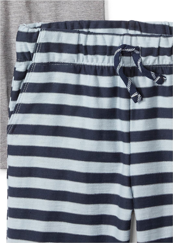 Spotted Zebra 2-Pack Jersey Knit Shorts Ni/ños Pack de 2