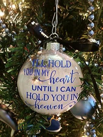Amazon.com: Memorial Ornament, Christmas Ornament, Christmas Memorial,  Heaven Ornament, Custom Made Christmas Ornament, in Loving Memory, Christmas  Gift ... - Amazon.com: Memorial Ornament, Christmas Ornament, Christmas