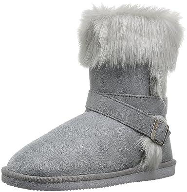 Women Slip-On Plush Slipper Boot