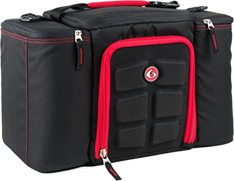 6 Pack Fitness - Innovador 6 Pack bolso negro: Amazon.es ...