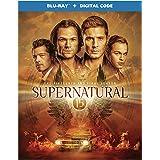 Supernatural: The Fifteenth and Final Season (BD w/Dig) [Blu-ray]