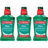 Colgate Plax Mouthwash - 250 ml (Fresh Mint, Buy 2 Get 1 Free)