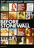 Before Stonewall [DVD] [1984]