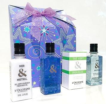 LOccitane Mens Gift Box Amazoncouk Beauty