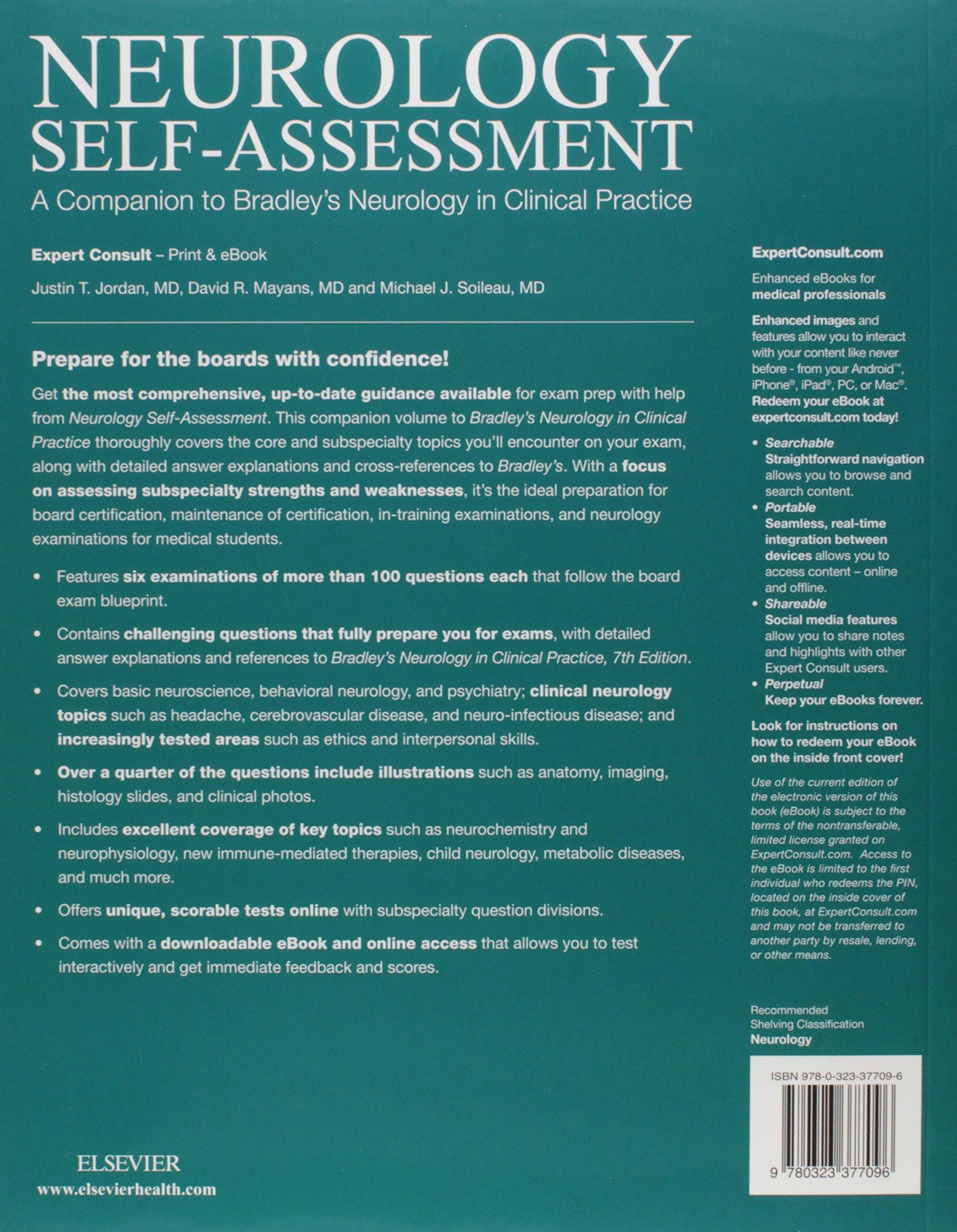 Buy Neurology Self-Assessment: A Companion to Bradley's