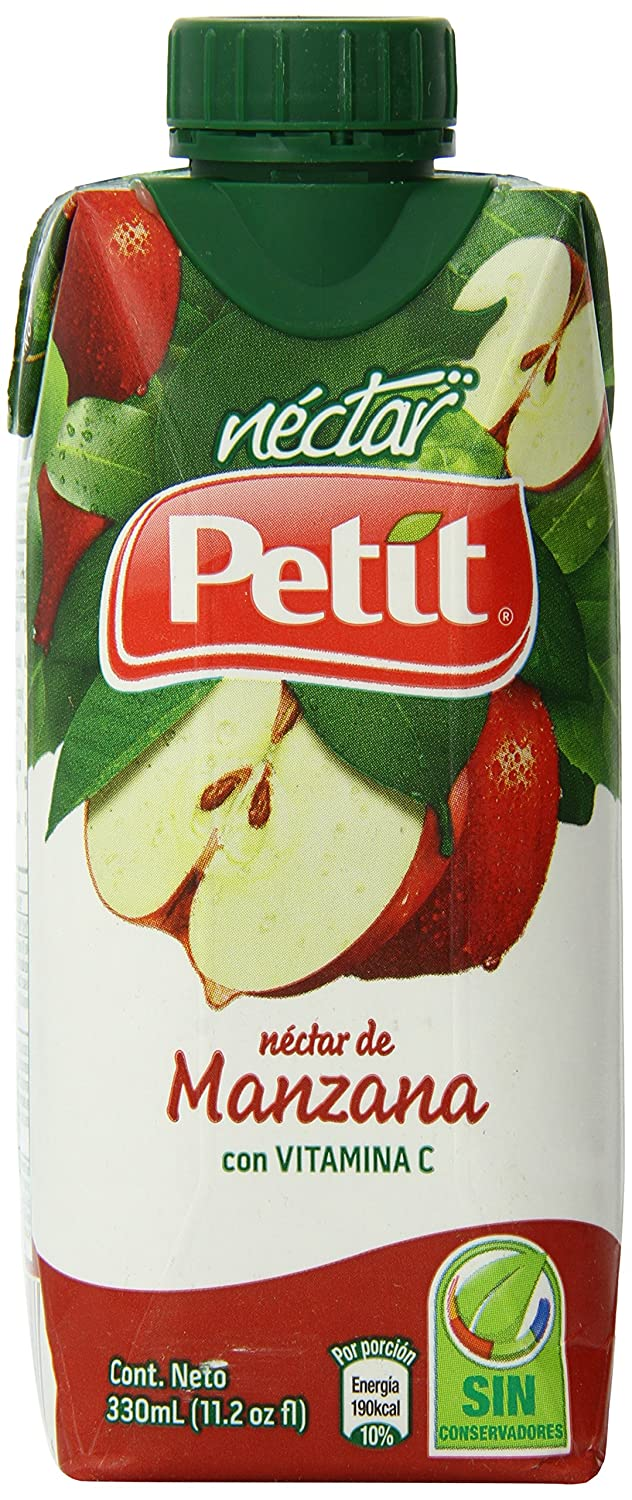 Petit Apple Nectar Drink, 11.2 Ounce (Pack of 24)
