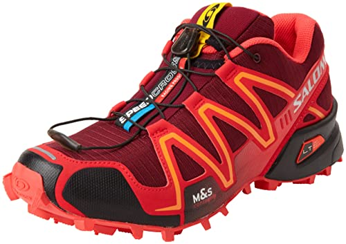 Salomon Rossonero Scarpa Speedcross Trail Donna Da 3 44 Running rPrZq0Hw