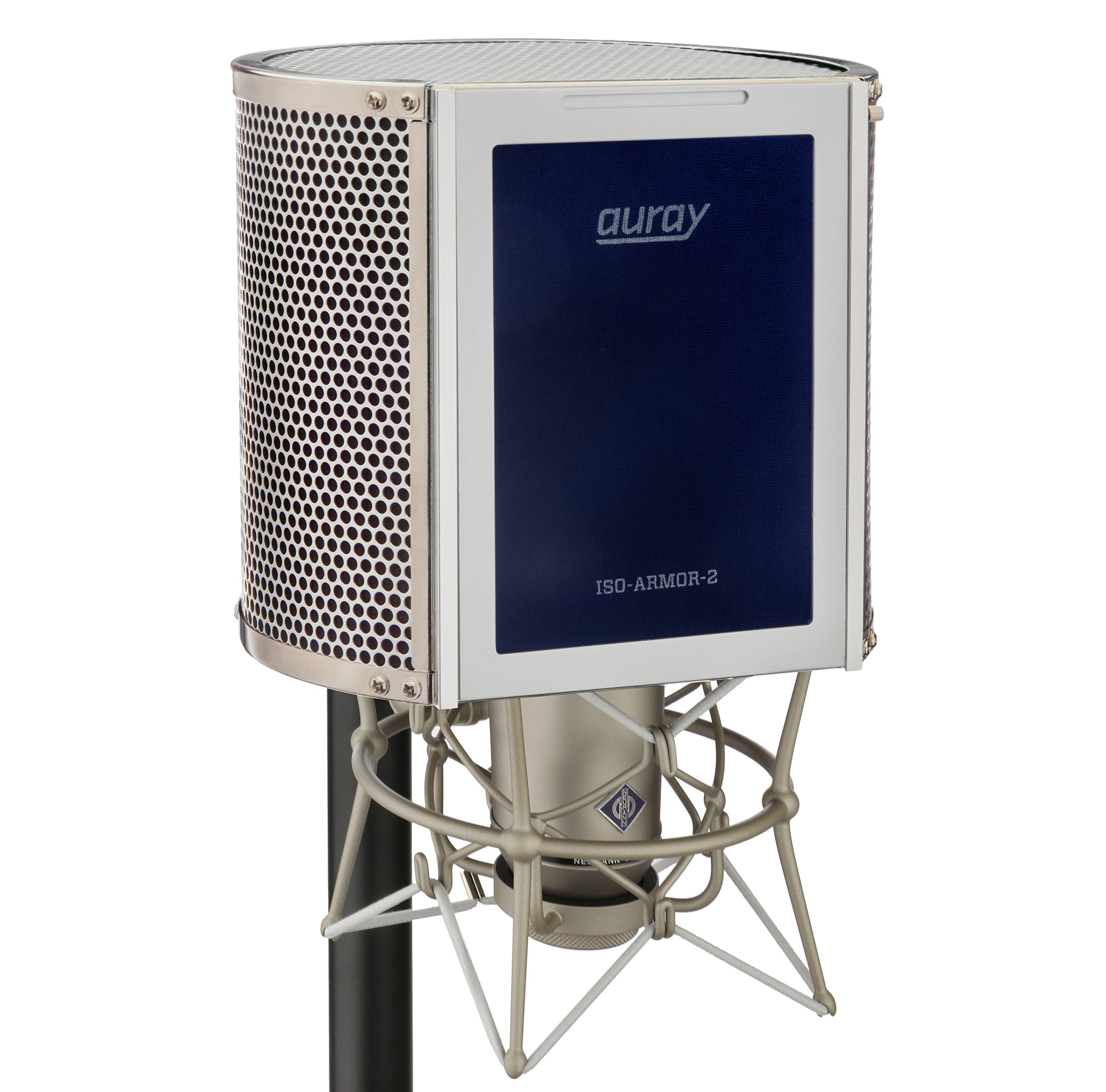 Auray ISO-ARMOR-2 Microphone Isolation Chamber by AURAY