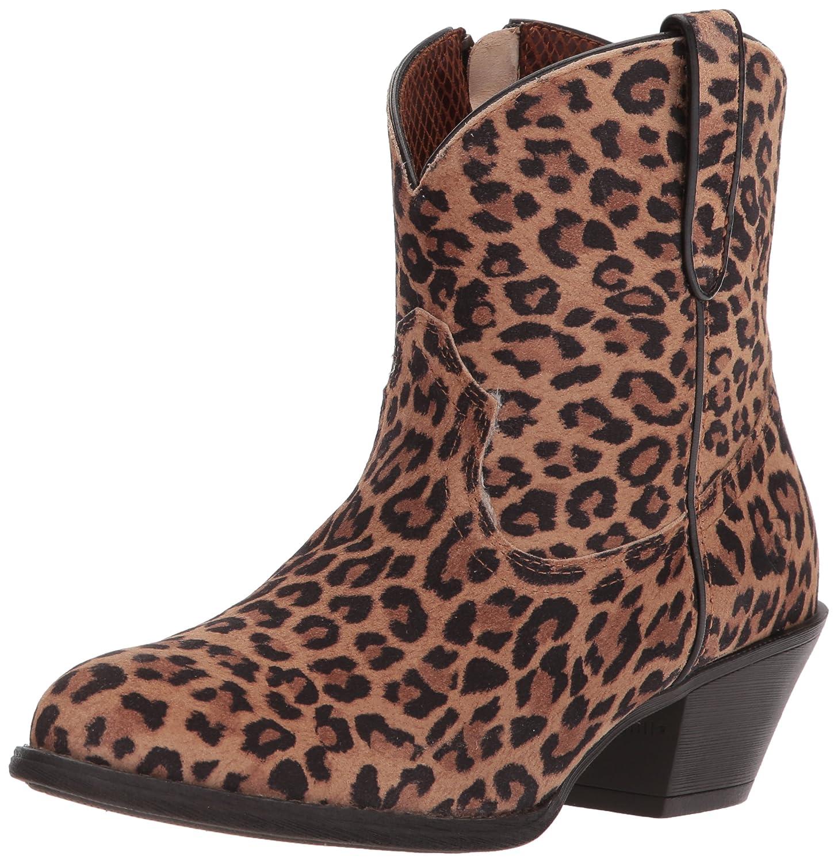 Ariat Women's Darlin Western Boot B076MFMQY8 9 B(M) US|Leopard Print