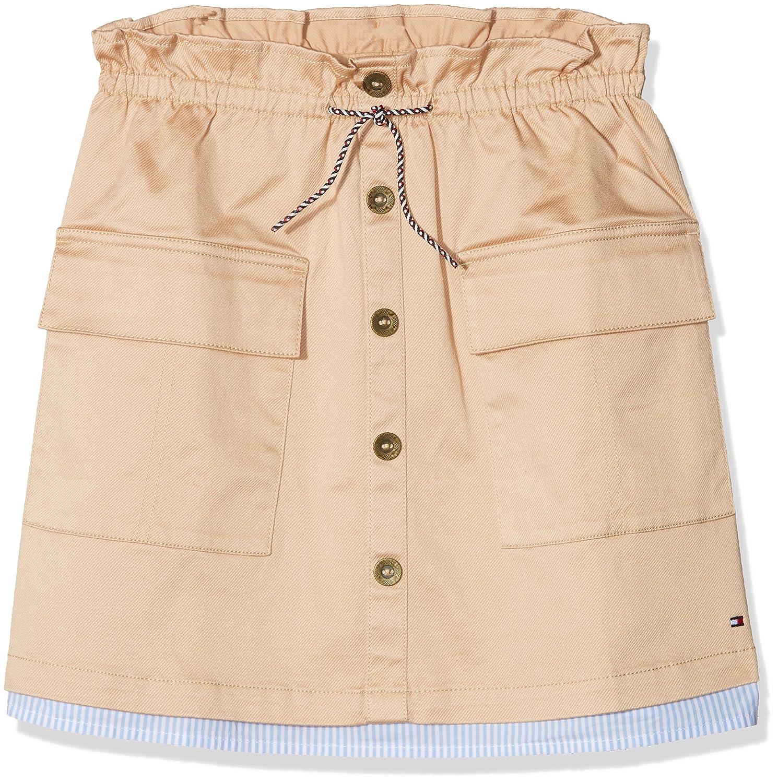 Tommy Hilfiger Girl's Utility Skirt KG0KG03186