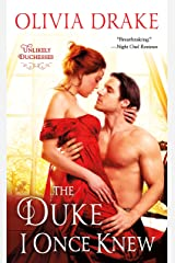 The Duke I Once Knew: Unlikely Duchesses Kindle Edition