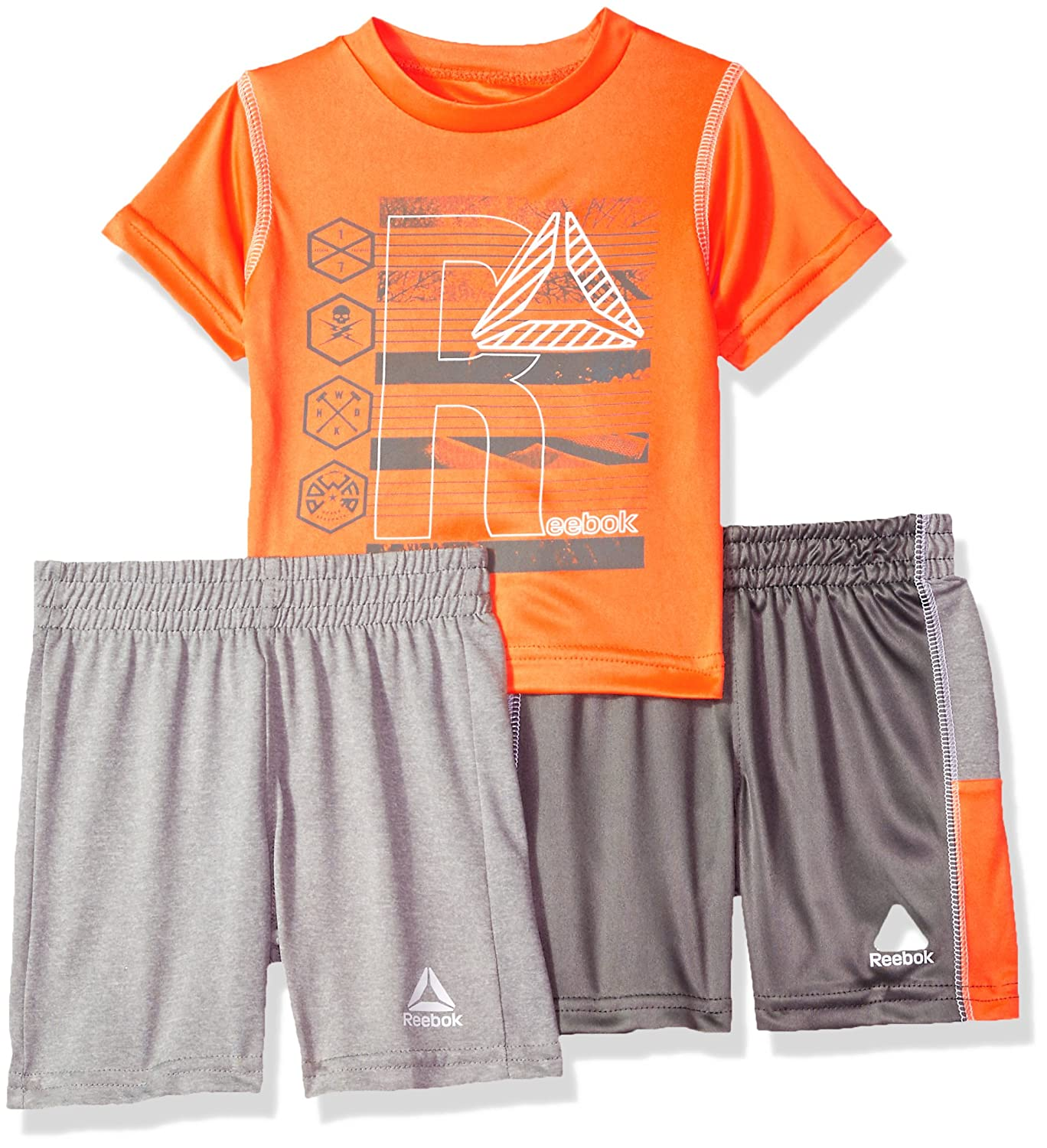 Reebok Baby Boys T-Shirt and Short Set
