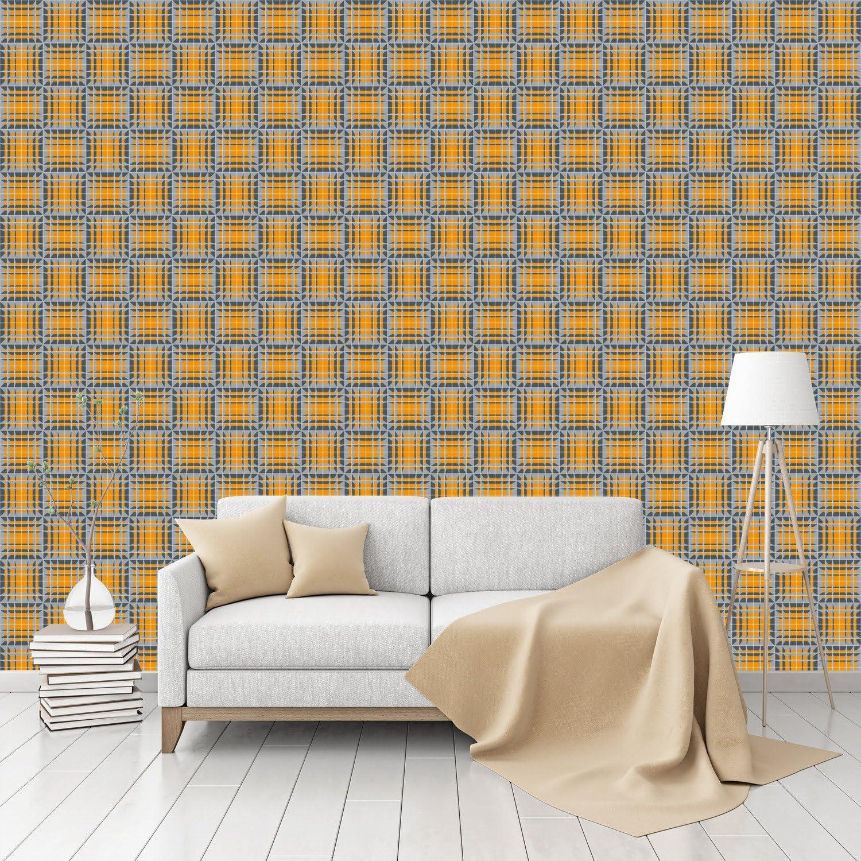 Amazon Tribute To Mcエッシャーパターン化peel Stick Textured壁紙by Customwallpaper Com Pd 12267 21 100 1 0 Comm 壁紙