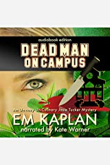 Dead Man on Campus Audible Audiobook