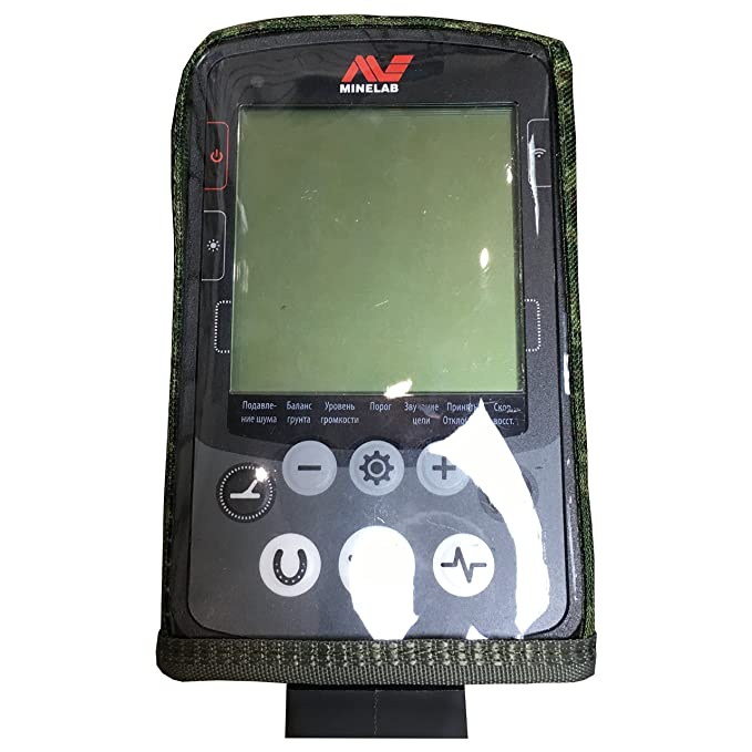 Amazon.com: MD Dirt Cover case for Minelab Equinox 600 800 control box (Black): Cell Phones & Accessories