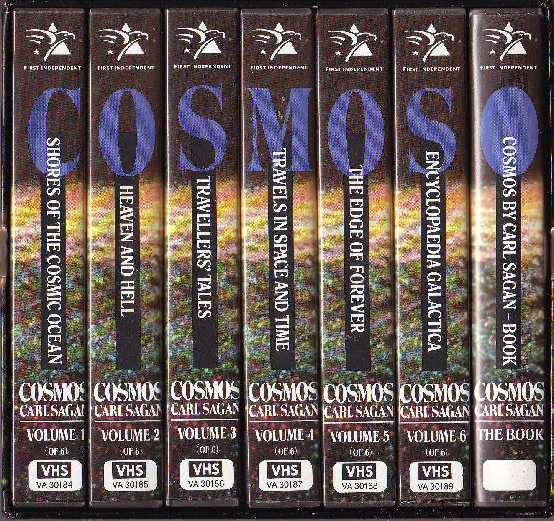 Cosmos [VHS]: Amazon.es: Cine y Series TV