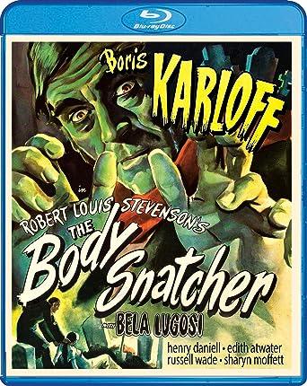 Body Snatcher Edizione: Stati Uniti Italia Blu-ray: Amazon ...