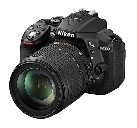 Camara reflex nikon d5300