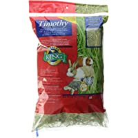 Alfalfa King Double Compressed Timothy Hay Pet Food, 12 by 9 by 2-Inch