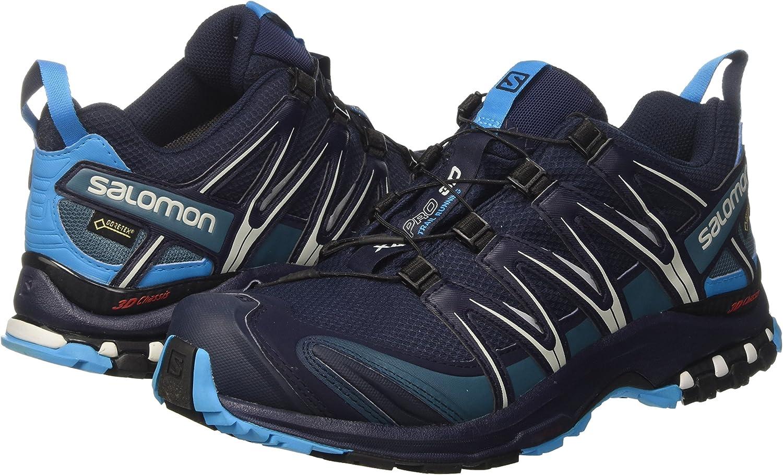 SALOMON XA Pro 3D GTX Navy Blaze//Hawaiien Chaussures