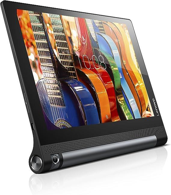 Lenovo Yoga Smart Tab Row Keyboard SlimKeys Bluetooth Keyboard Portable Keyboard with Integrated Commands for Lenovo Yoga Smart Tab Row BoxWave Jet Black