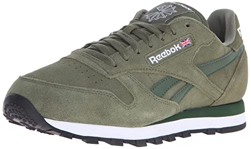 fb22771367c Reebok Men s Classic Leather Suede Classic Shoe