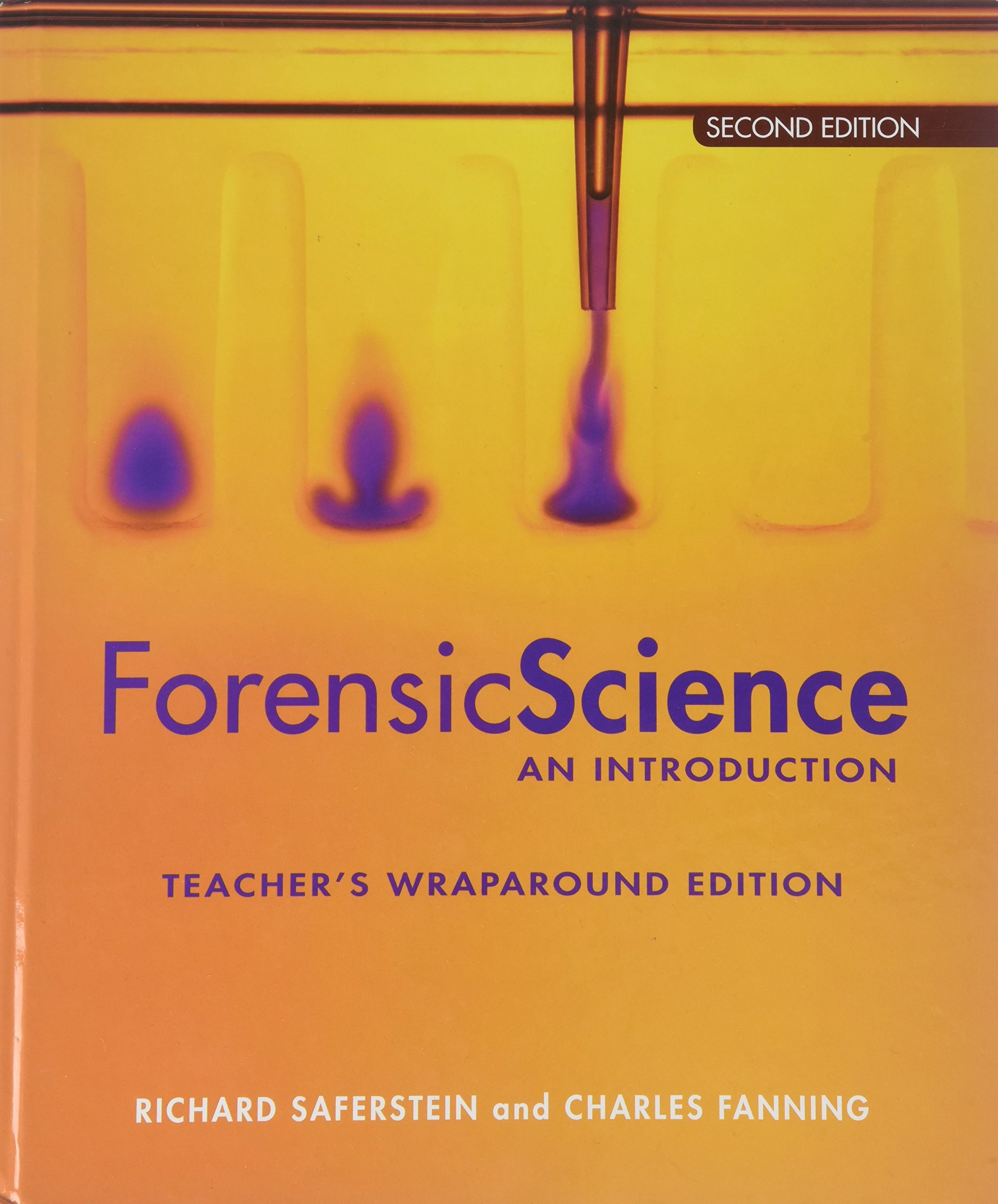 Forensic Science: An Introduction (Teacher's Wraparound Edition) pdf epub