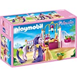 Playmobil Castle Stable Playset Toy