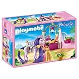 Playmobil 6855 Princess Castle Stable with Horse Mane to Comb