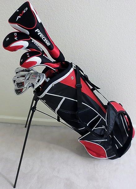 Amazon.com: Hombre completo juego de Golf conductor, Fairway ...