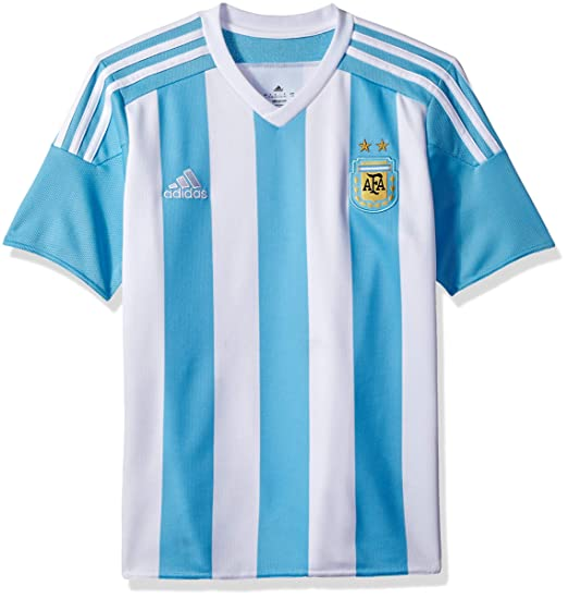 b51ff809e637 Amazon.com  adidas Argentina Home Youth Jersey  Sports   Outdoors