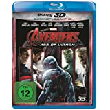 Avengers - Age of Ultron (+ 2D Blu-ray) [3D Blu-ray]