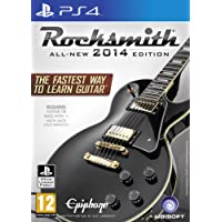 Rocksmith 2014 Edition with Real Tone Cable (PS4)