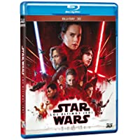 Star Wars: Los Últimos Jedi (Blu-ray 3D)