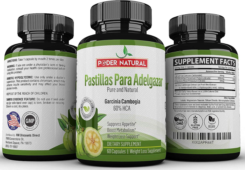 medicina natural para adelgazar rápido