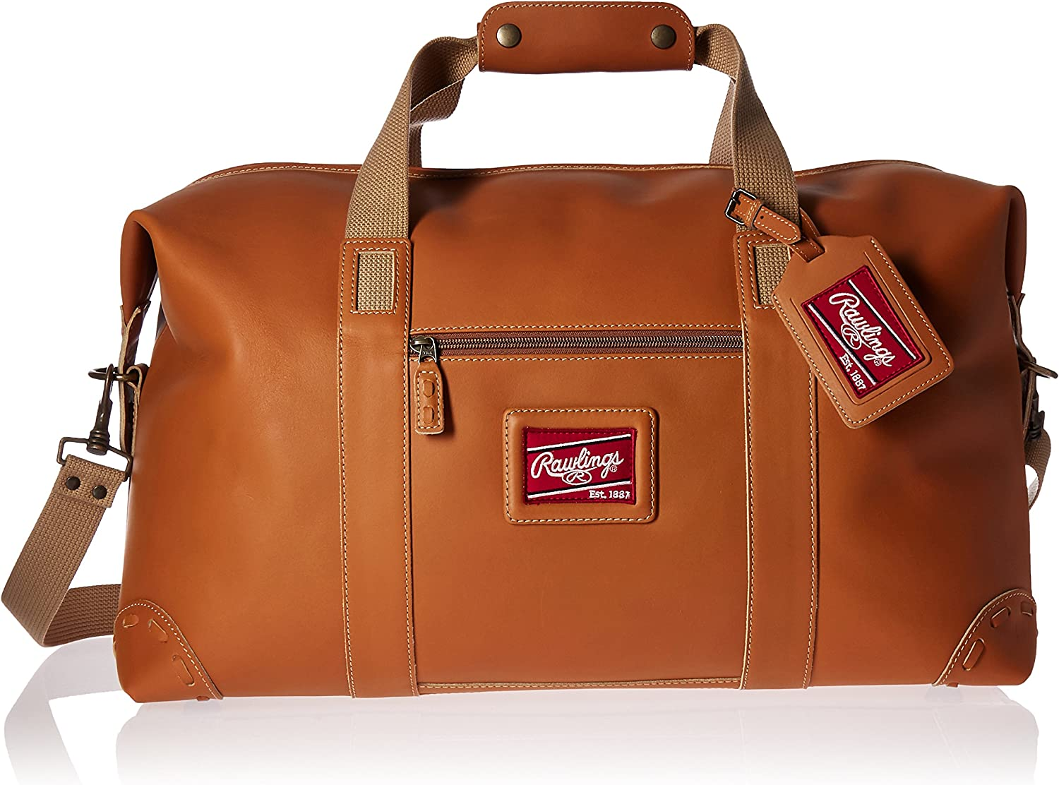 Rawlings Heart Ranking TOP19 of the Bag Duffle Hide Tan Al sold out.