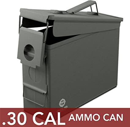 Ammo Box Military Can 30 Cal Storage 8 Box Ammunition Army High Quality Plastic