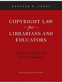 Amazon library information science books library copyright law for librarians and educators creative strategies and practical solutions fandeluxe Choice Image