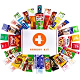 HANGRY WOMAN KIT - Hangry Kit - Care Package - Gift Pack - Variety of 42 Bars, Teas, Candies,Cookies and other Snacks Included - 100% Guaranteed